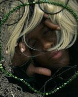 Portrait & Beads 4