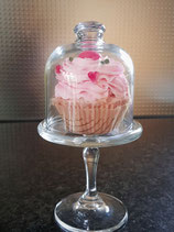 Badecupcake mit mini Glocke