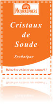 Cristaux de soude technique 1 kg