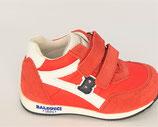 Balducci baby sneaker rood