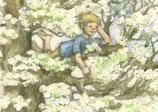 """Kinderpostkarte """"Mai"""""""