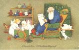 """Kinderpostkarte """"Herzlichen Weihnachtsgruß"""""""