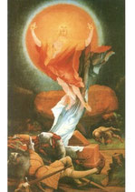 "Postkarte ""Auferstehung"""