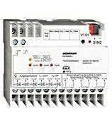 KNX Schrack Heizungs-/Thermoantriebaktor, 6 Eingänge, 6 Ausgänge