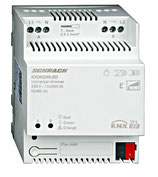 KNX Schrack Universal Dimmaktor, 2x300VA (für dimmbare LED geeignet)