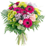 "Ramo flores ""Carol"""