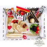 Desayuno de San Valentin Love