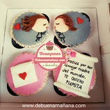 Caja 4 Cupcake