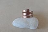 Kupfer-Ring HRINGUR  60 breit