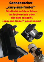 "Sonnensucher ""easy-sun-finder"""