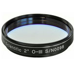 "2"" und 1 1/4"" Filter von Explore Scientific"