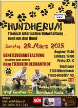 HUNDEHERUM (Benefizveranstaltung)