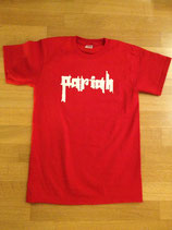 T-Shirt Double Headed Birdman red