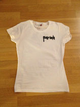 T-Shirt Birdman women - white