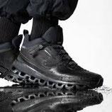 ON Cloud Hi Waterproof Women All Black