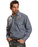 Chemise Ely Chambray