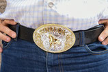 boucle de ceinture cheval Sinaloa