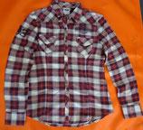 chemise-Harley-Davidson-carreaux