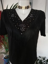 Top Sassa strass