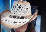 Chapeau style dentelle