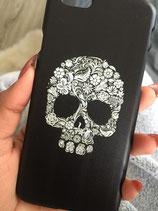 Coque Samsung tête de mort Skull