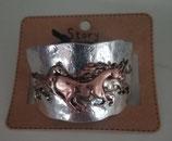 Bracelet 3 chevaux