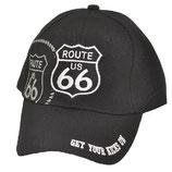 Casquette baseball Route 66