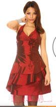 Robe de soirée rouge Mod2