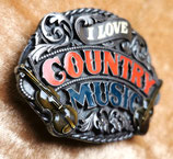 Boucle I Love Country