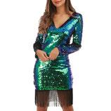 robe holographique