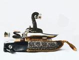 Couteau serpent