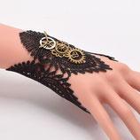 Bracelet victorien gothique