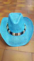 Chapeau western mixte