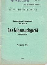 Das Minensuchgerät (Ms-Gerät 43)