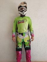 Equipo Motocross KX.