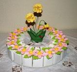 torta fiori lenci