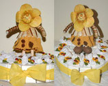 torta magnetici girasole