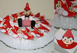torta pinocchio clip
