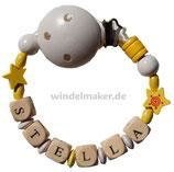 """Schnullerkette """"Stella"""""""