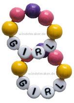 """Babyarmband """"Girl"""""""