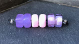 6 Pink Lavender Rectangle Mix