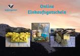 Online Einkaufsgutschein