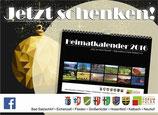 Heimatkalender 2016 - Region Fulda Südwest