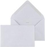 Kuvert Umschlag für kleine Zusatzkärtchen (Save-the-date, Einladung Polterabend, kleine Danksagung) 14x9 cm von Bueromac und Regalb