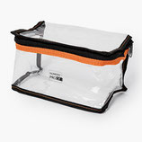 Numeric Proof Clear Bag Cubic
