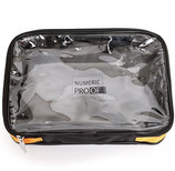 Numeric Proof Bag Clear Flat Groß