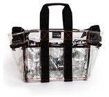 Numeric Proof Settasche Bag Transparent klein