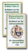 DVD - Film - St. Hubert vor der Jahrtausendwende Teil 1 + 2