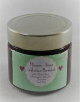 Pflaume Birne Lebkuchen Marmelade