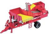Grimme SE 75-30 Kartoffelvollernter mit 80 Kartoffelimitaten